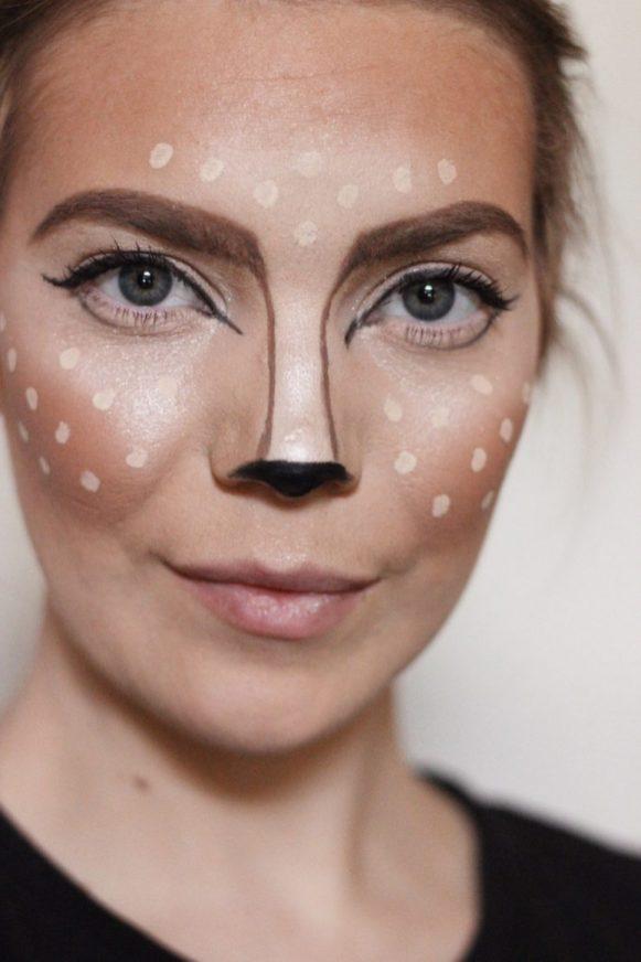 super-simple-diy-halloween-makeup-tutorials-775x1163