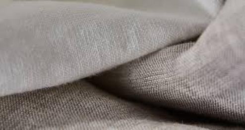 Foto de tecido de linho