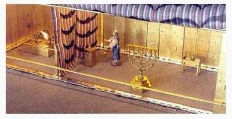 Ilustração de tabernáculo