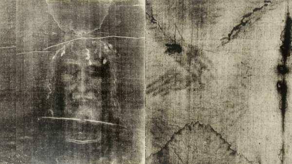 Imagem do Santo sudário
