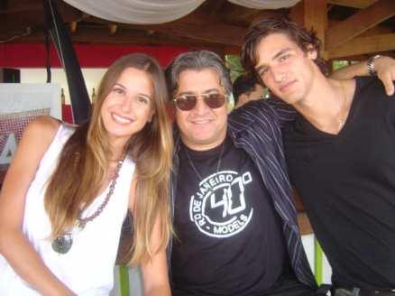 Juliana Galvão e João Vellutini
