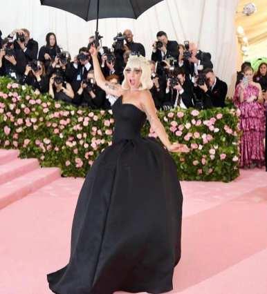 Lady Gaga - Met gala 2019 9877