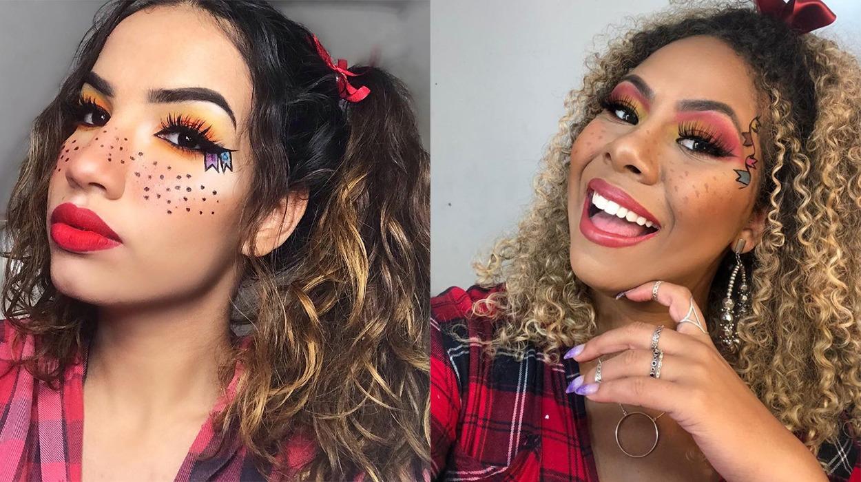 Maquiagem junina: Dicas para a noite de São João