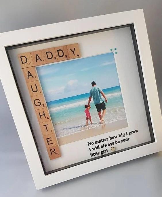 quadrinho - Presente Dia dos Pais