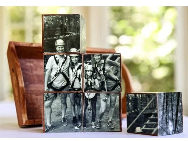 Dia dos pais - Quebra-cabeça com foto