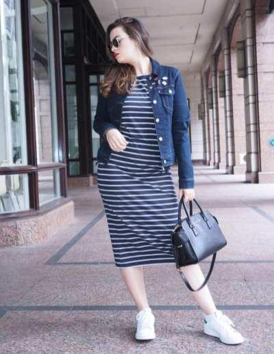 looks-com-tenis-casual-02-794x1024 bDicas de como usar vestido midi em diferentes estilos