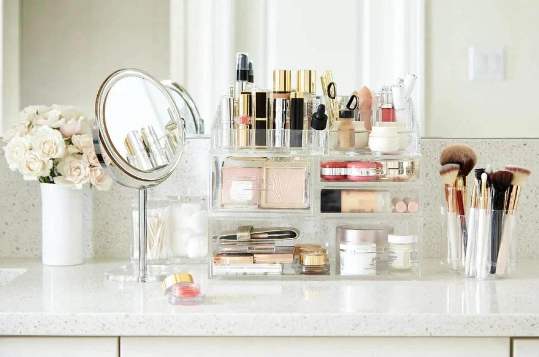 Como organizar sua maquiagem
