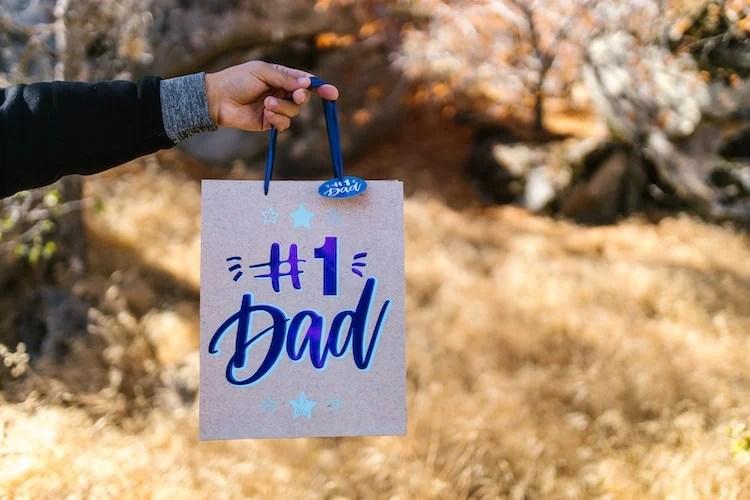 Presente para seu pai