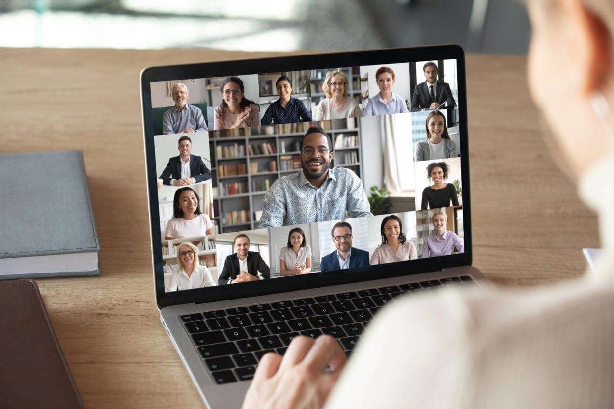 Phygital: a saída para eventos - videoconference