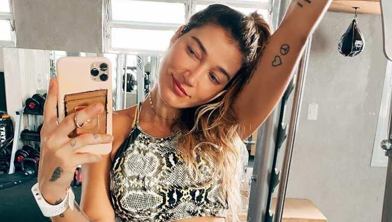 Gabriela Pugliesi volta ao Instagram