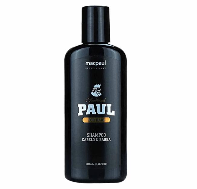 Shampoo anticaspa Mac Paul