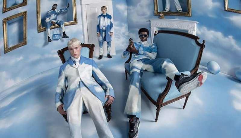 A campanha masculina de inverno 2020 da Louis Vuitton 3