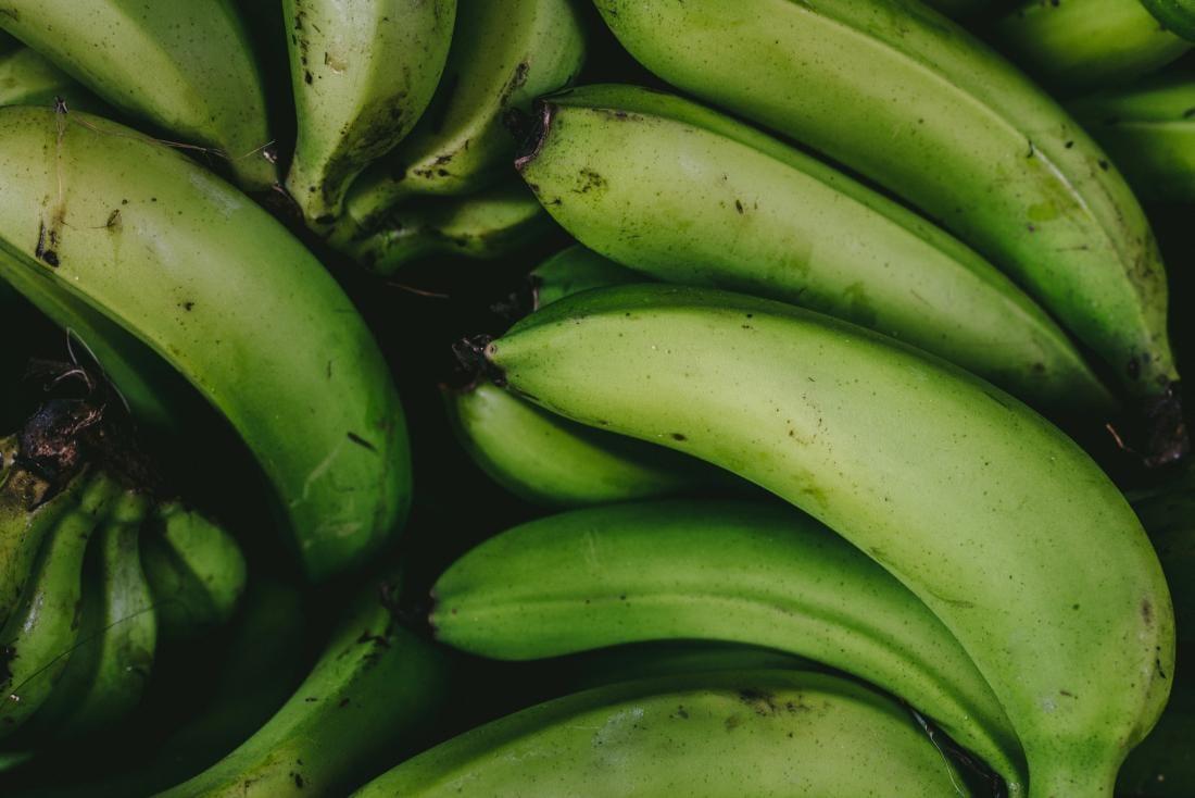 por que comer banana verde