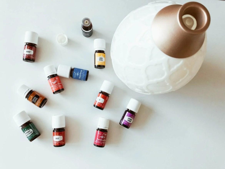 o que são óleos essenciais
