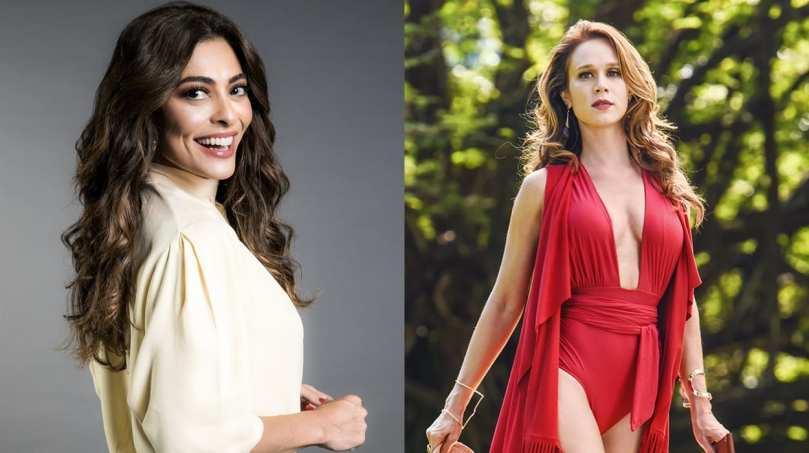 empresários brasileiros bem sucedidos Juliana paes e Mariana Ximenes