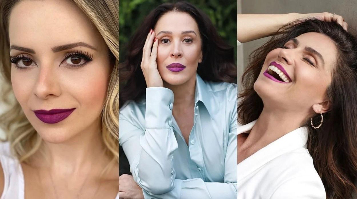 Lindas atrizes e cantora.