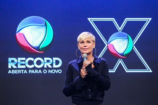 Xuxa confirma saída da Record