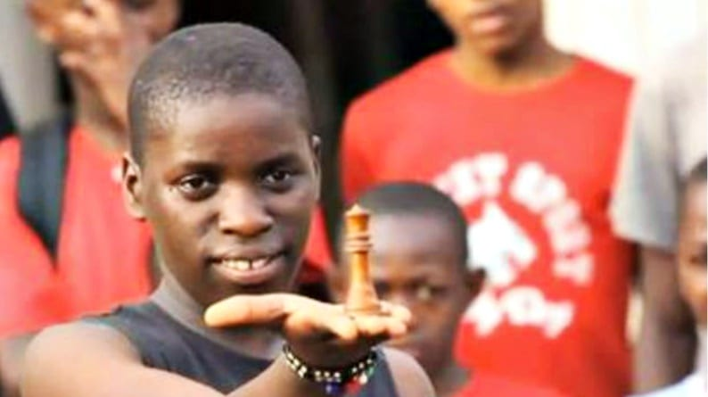 Phiona mutesi rainha de katwe