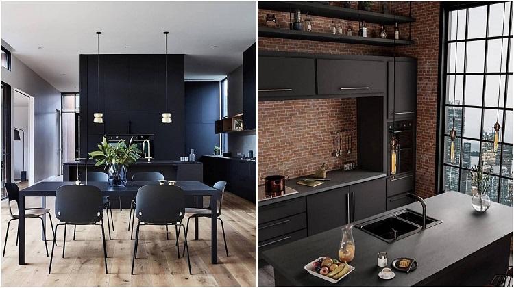 cozinhas com décor minimalista