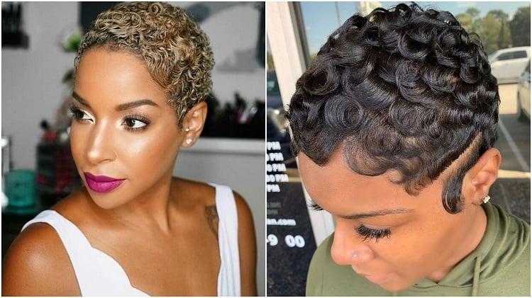duas mulheres com corte de cabelo joãozinho