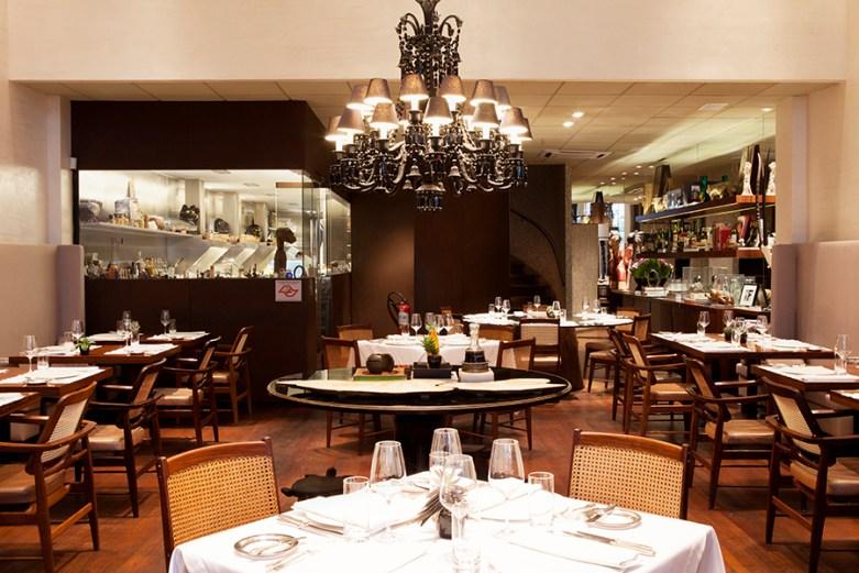 Restaurante D.O.M. - Restaurantes icônicos em SP