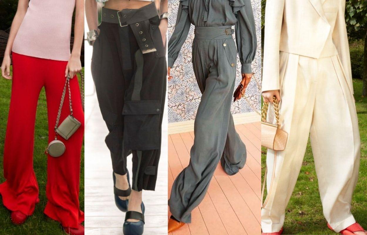 calças femininas 2022 tendências