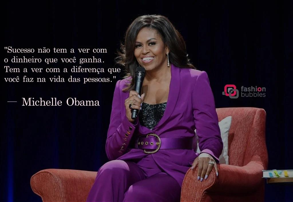 Michelle Obama frase