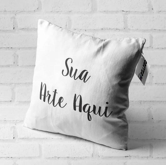 Almofada personalizada - lembrancinhas de presentes