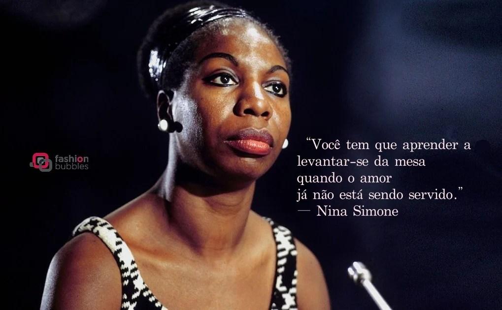 Frase Nina Simone