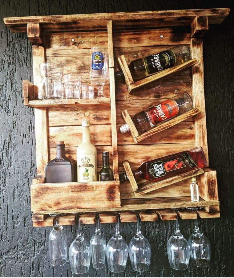 Bar de pallet