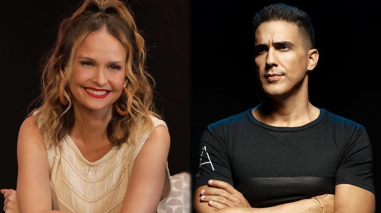 Fernanda e Andre.