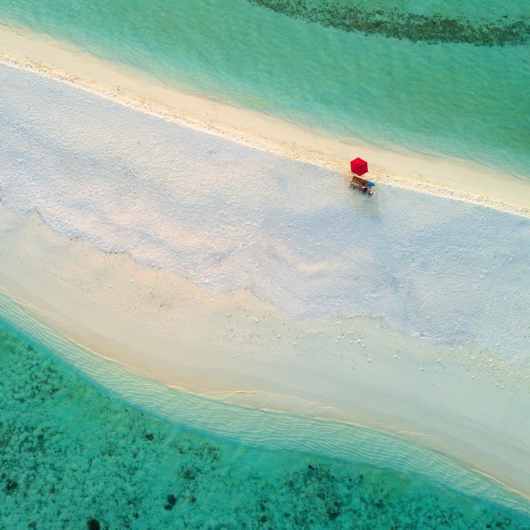 atol de ari Maldivas