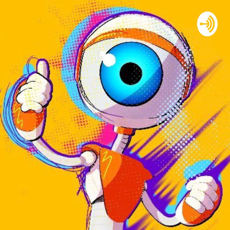 Robô símbolo do BBB.