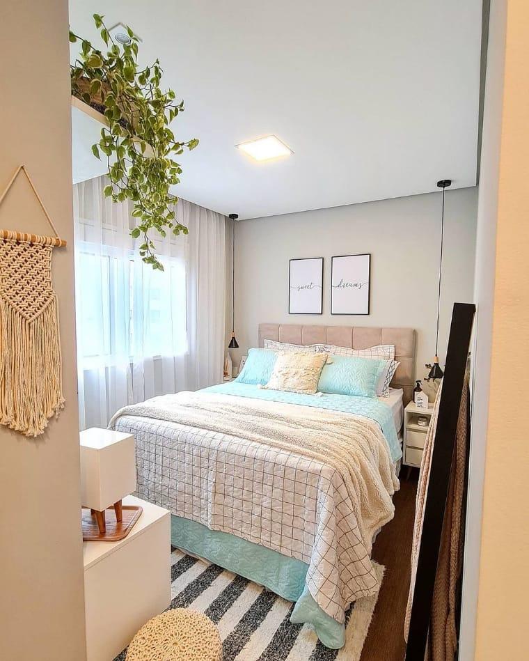 Cores para apartamento pequeno