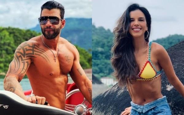 Mariana Rios e Gusttavo Lima - Foto: Reprodução