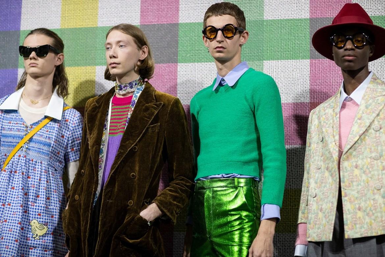 Gucci marcas de luxo mais vendidas
