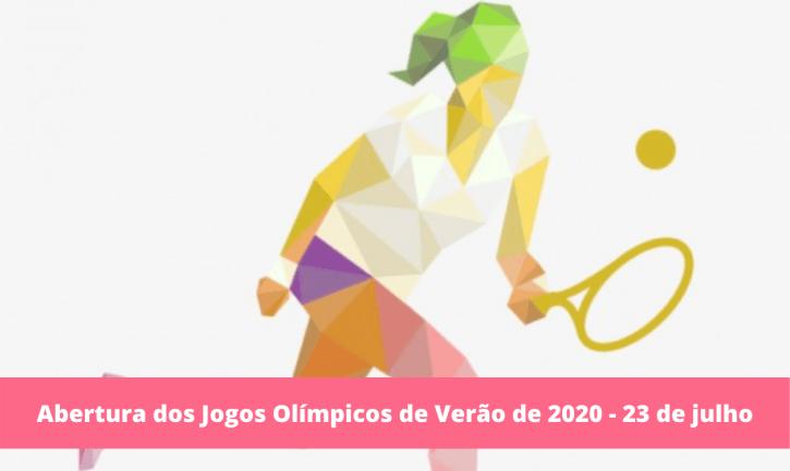 abertura de jogos olímpicos 2021