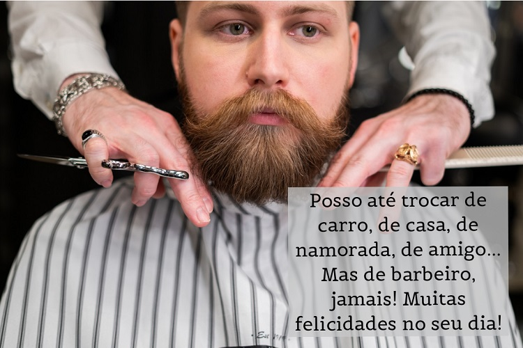 frases para barbeiro, frases para profissionais da beleza