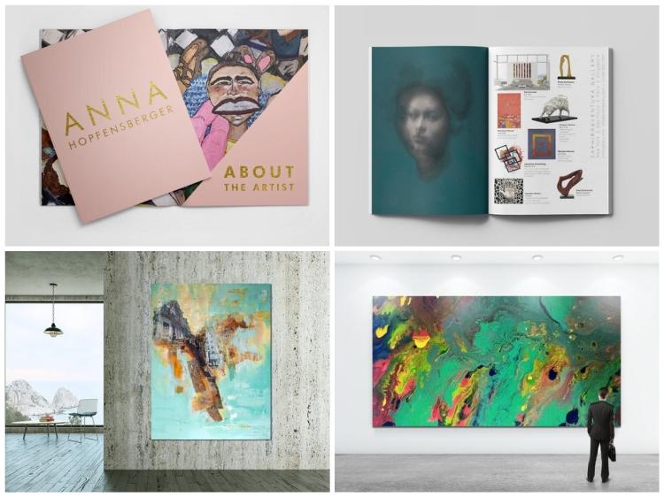 serviços prestados pela Saphira & Ventura Gallery