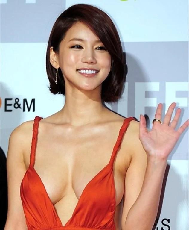 atriz celebridades sul coreana