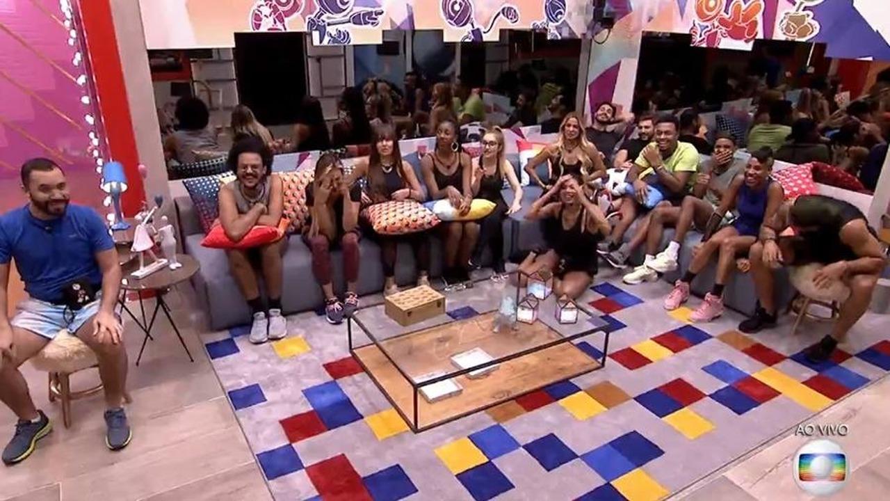 Participantes do BBB21 - Globo