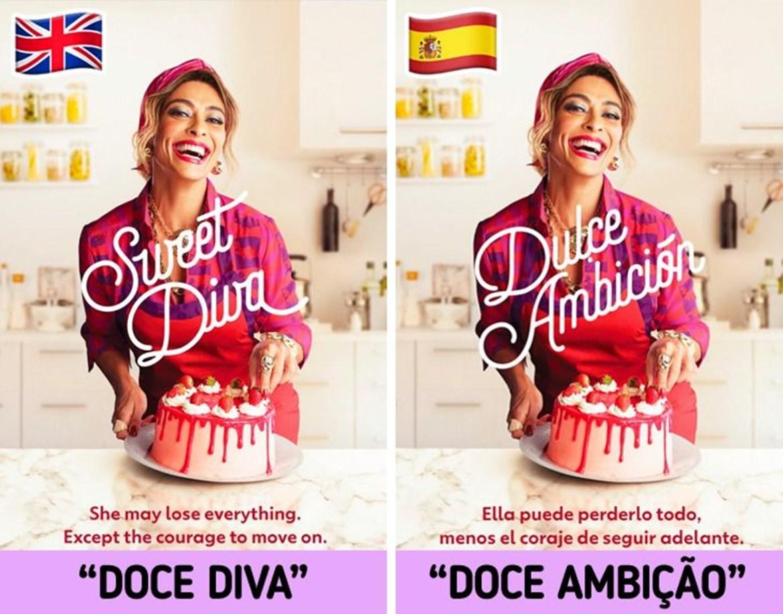 A Dona do Pedaço, novela brasileira.