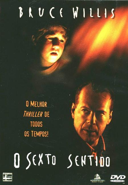 O Sento Sentido, capa da filmologia.