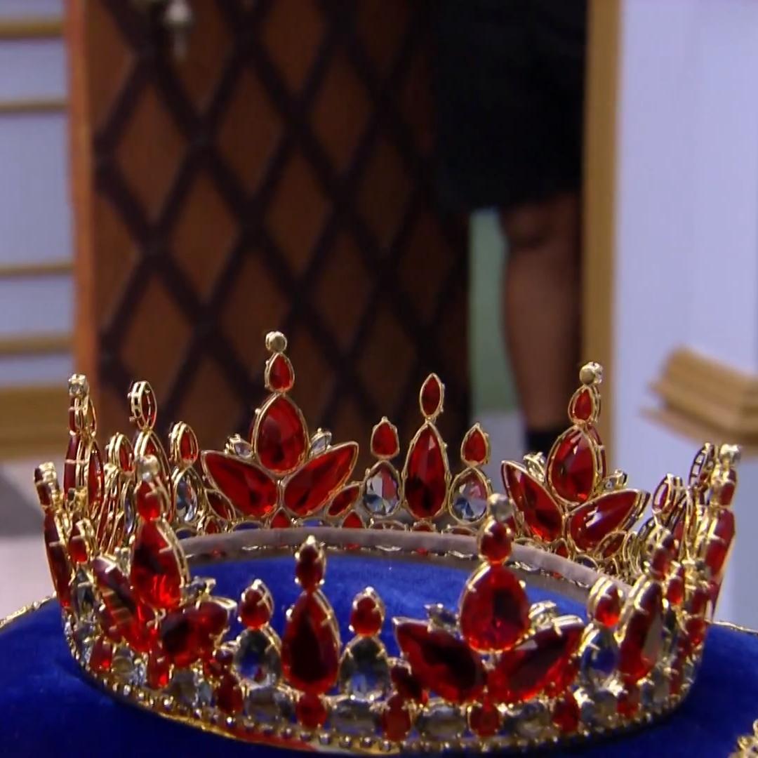 Coroa do líder.