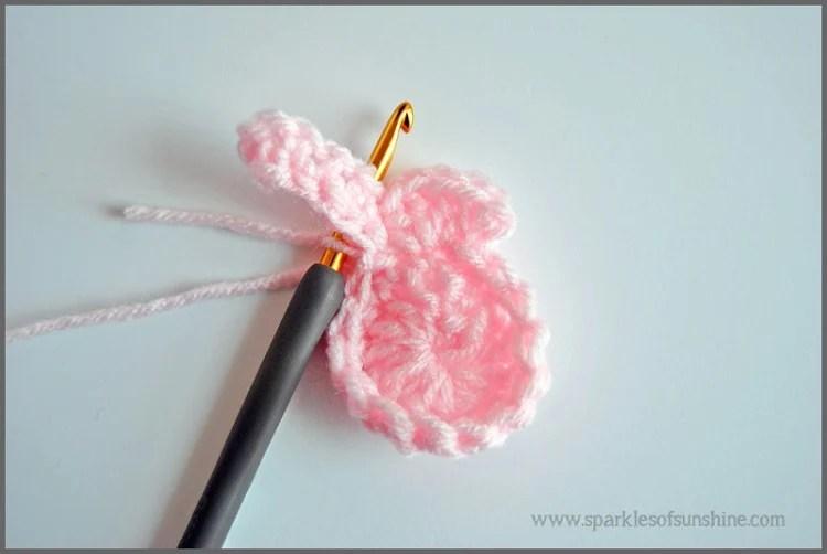 passo a passo coelhinhos artesanais de crochê