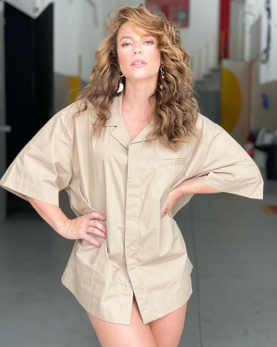 Nudes dos famosos - Paolla Oliveira.