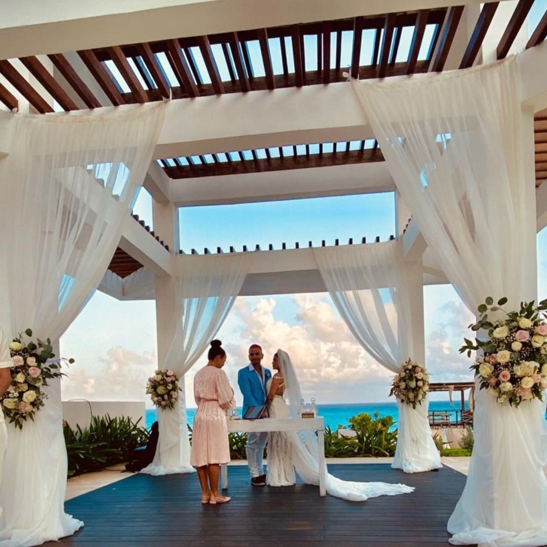 Casamento em Cancún,