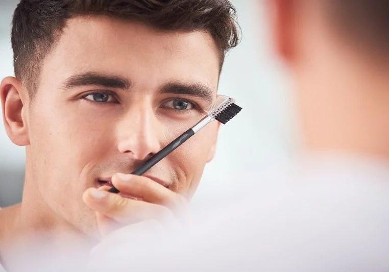 como fazer sobrancelhas masculinas