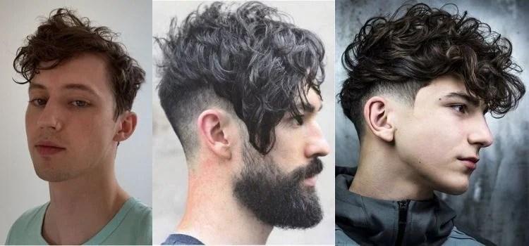 corte de cabelo masculino 2021 com franja lateral