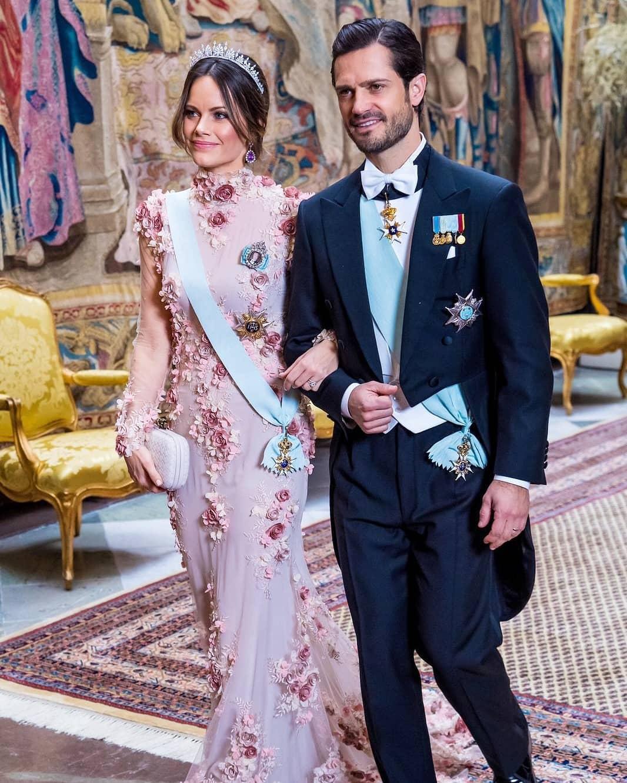 Princesa Sofia da Suécia.